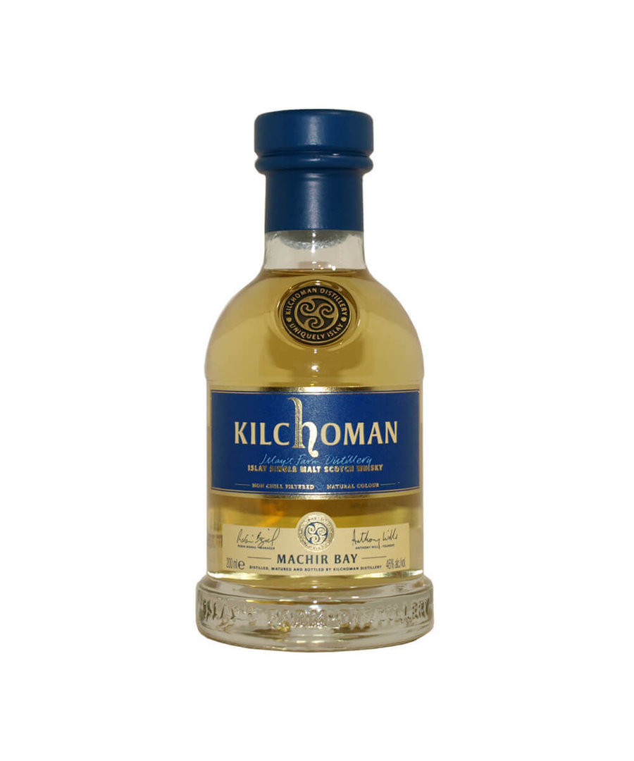 Kilchoman Machir Bay Single Malt Whisky 46,0% vol. - 0,2 Liter