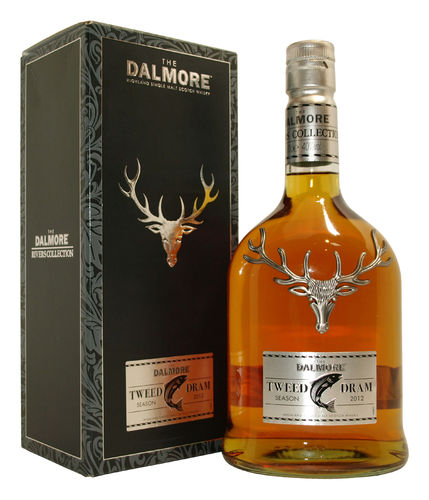 Dalmore Rivers Collection Single Malt Whisky 40,0% vol. - 0,7 Liter