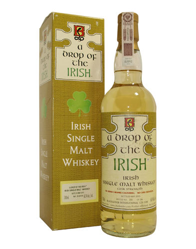 A Drop of the Irish Single Malt Whiskey 60,4% vol. 0,7 Liter