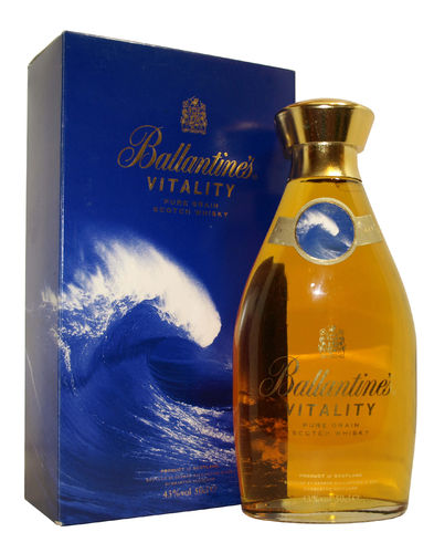 Ballantine's Vitality Blended Grain Whisky - 43,0% vol. - 0,5 Liter