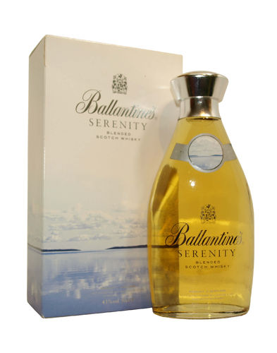 Ballantine's Serenity Blended Malt Whisky - 43,0% vol. - 0,5 Liter