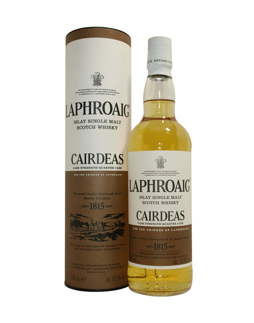Laphroaig Cairdeas Feis Ile 2017 Single Malt 57,2% vol. - 0,7 Liter