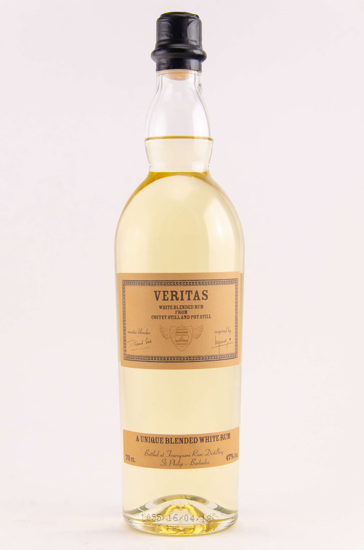 Veritas - White Blended Rum – 47,0% vol. – 0,7 Liter
