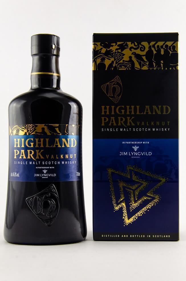 Highland Park Valknut Single Malt Whisky 46,8% vol. - 0,7 Liter