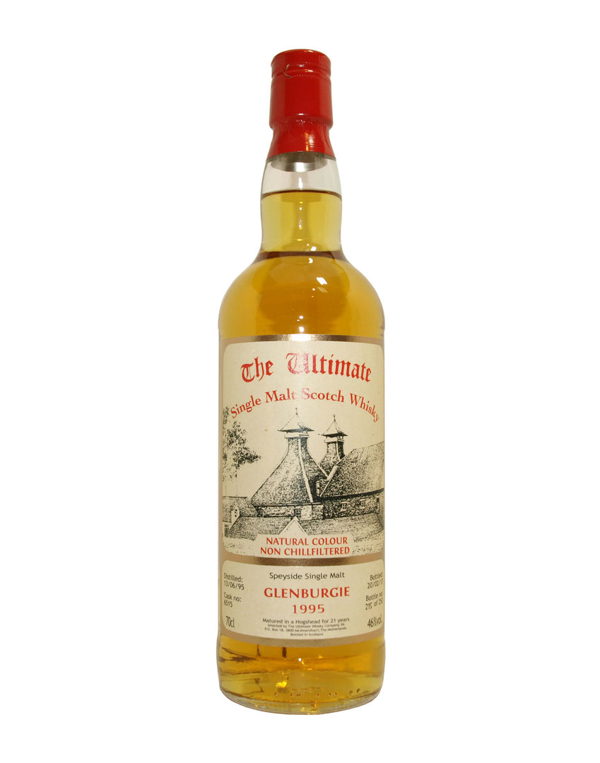 Glenburgie the Ultimate 1995/2017 - 46,0% vol. - 0,7 Liter