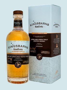 Kingsbarns First Single Malt Release 46,0% vol. 0,7 Liter