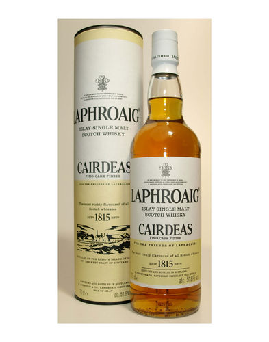 Laphroaig Cairdeas Feis Ile 2018 Single Malt 51,8% vol. - 0,7 Liter