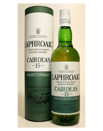 Laphroaig Cairdeas 15 Jahre Single Malt 43,0% vol. - 0,7 Liter