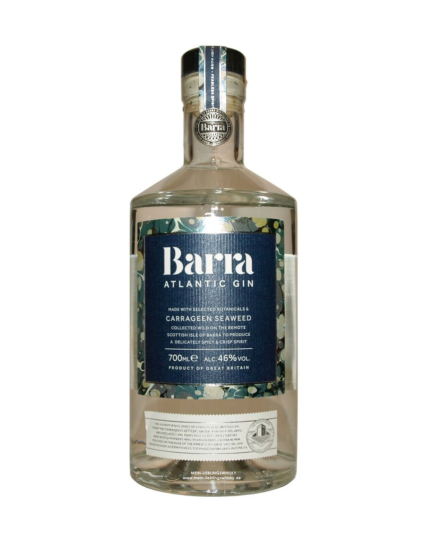 Barra Atlantic Gin 46,0% vol. - 0,7 Liter