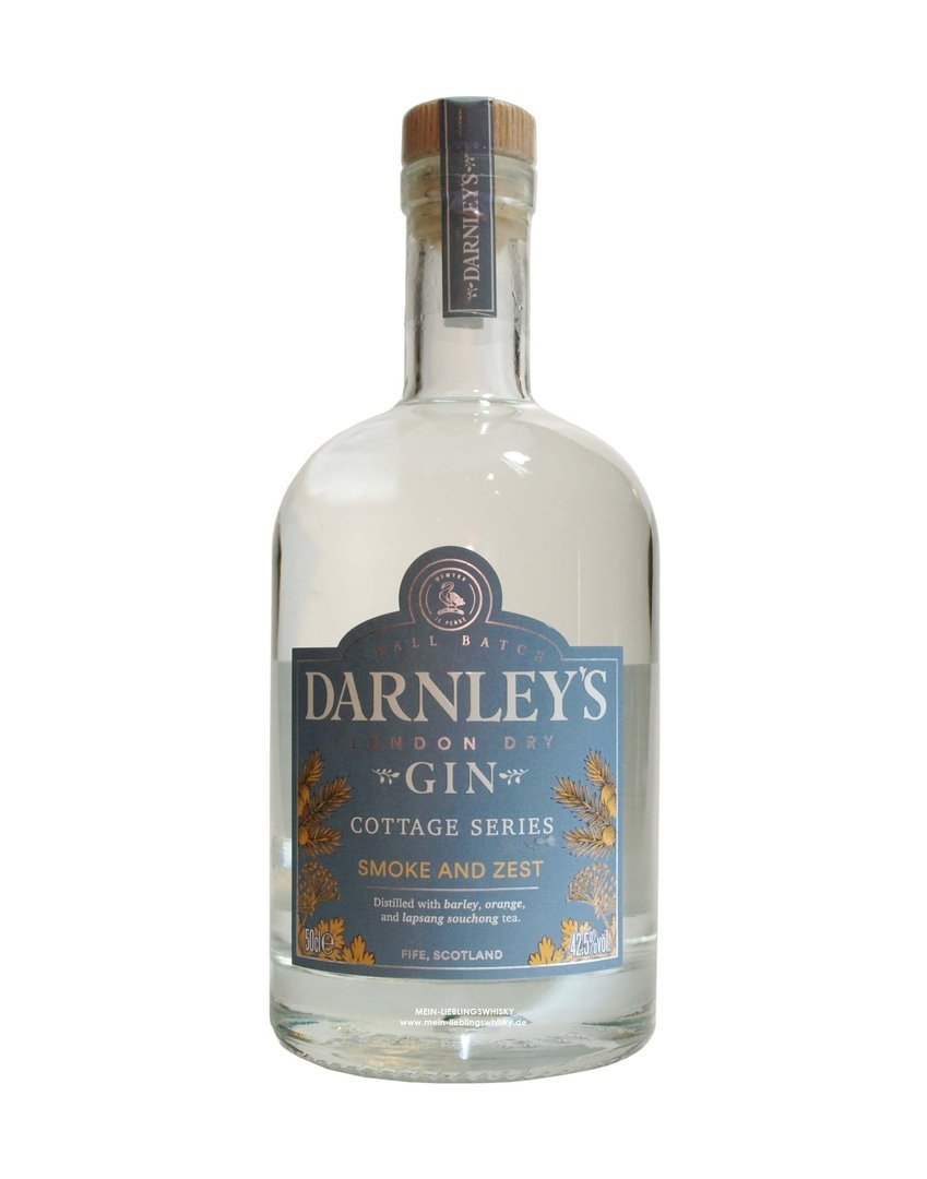 Darnley's Cottage Series No. 2 Gin 42,5% vol. - 0,5 Liter
